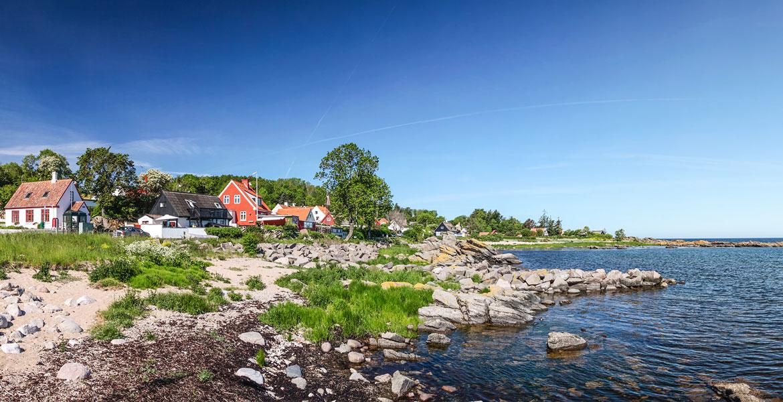 Bornholm in Dänemark