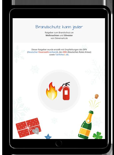 Brandschutz auf Dänemark.de