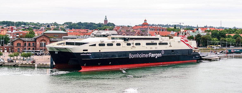 Fähre Dänemark