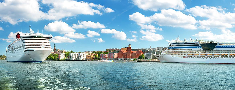 Fährreisen nach Schweden