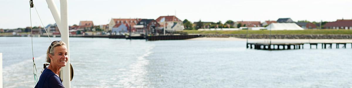 Nordseeinsel Fanø (31 Km)