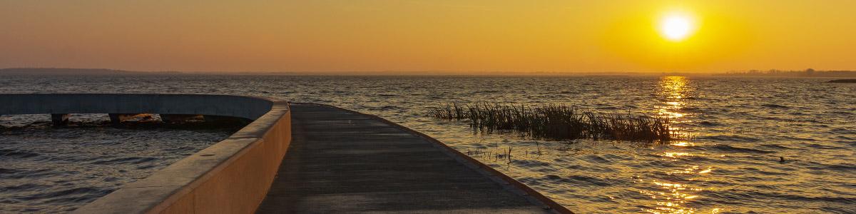 Henne Strand – Filsø – Blåbjerg (20 Km)