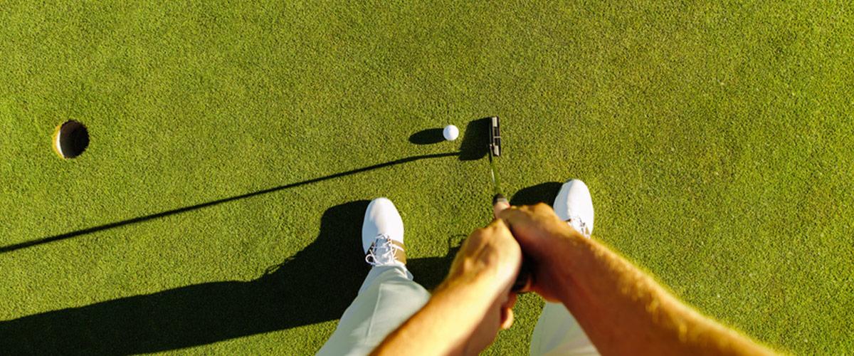 Golf Glücksmomente in Dänemark