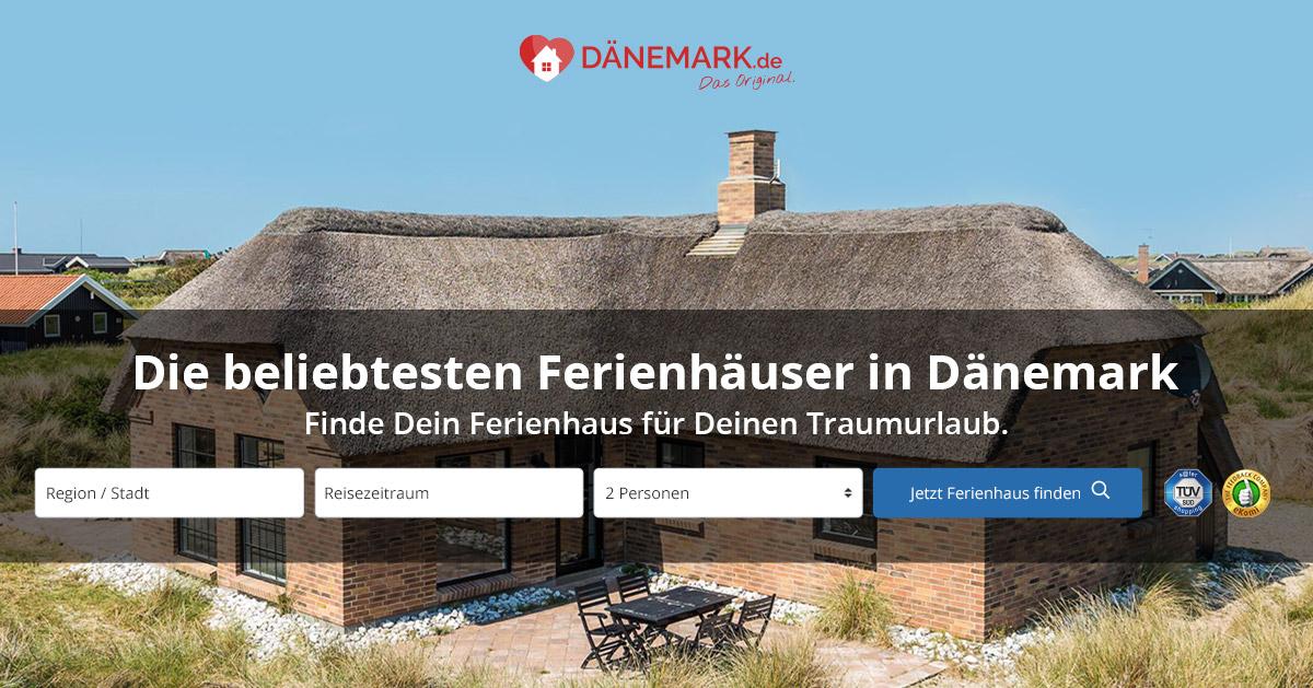Ferienhaus Danemark Uber 11 000 Gemutliche Ferienhauser Vergleichen