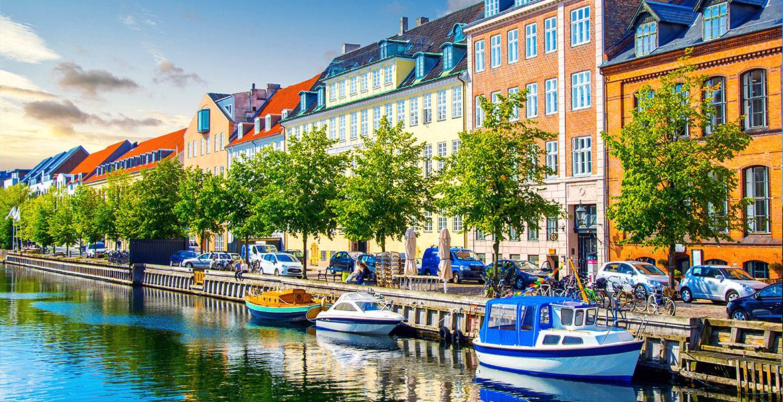 Dänemark Nordsee Karte.Die 22 Schönsten Urlaubsregionen In Dänemark Inkl Karte
