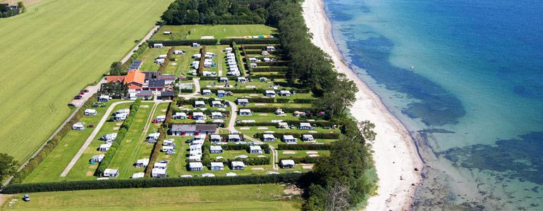 Ulvshale Camping Dänemark